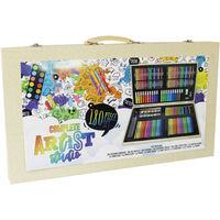 Complete Artist Studio - 180 Piece Set