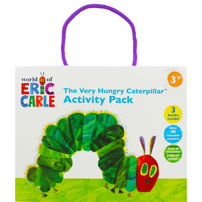 The Very Hungry Caterpillar Activity Pack image number 2