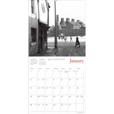 Stoke-on-Trent Heritage 2020 Wall Calendar image number 2