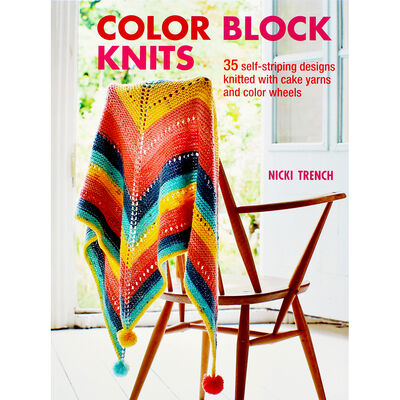 Color Block Knits image number 1