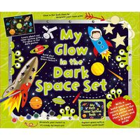 My Glow in the Dark Space Set