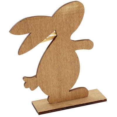 Decorative Wooden Easter Bunny image number 2