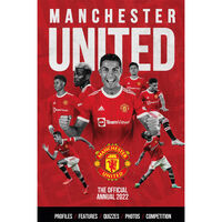 The Official Manchester United Annual 2022