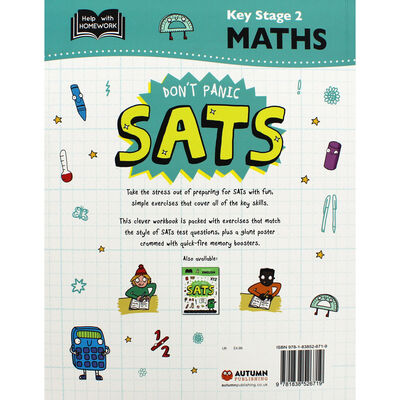 Don't Panic SATs: Key Stage 2 Maths image number 4