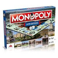 Ayr Monopoly Board Game