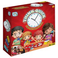 Think Quick Board Game