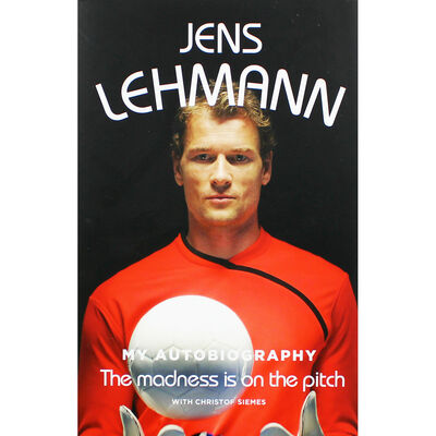 Jens Lehmann: My Autobiography image number 1