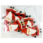 Wooden Santa Embellishments: Pack of 6 image number 2
