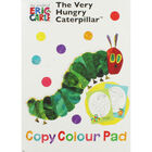 The Very Hungry Caterpillar Copy Colour Pad image number 1