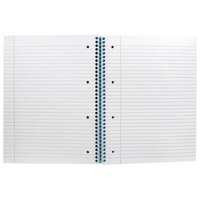 A4 Blue Stripe Pukka Pad Jotter Notebook image number 2