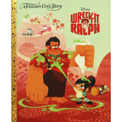 Wreck-It Ralph - A Treasure Cove Story image number 1