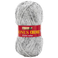 Bonus Chunky: Stormcloud Yarn 100g
