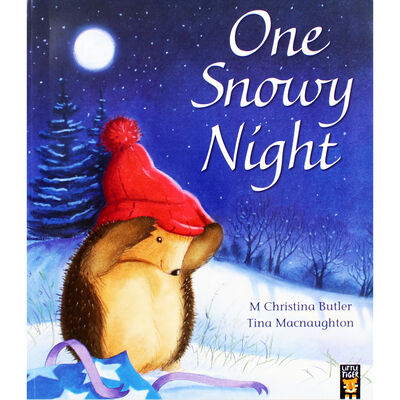 One Snowy Night image number 1