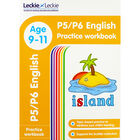 Leckie P5/P6 English Practice Workbook: Age 9-11 image number 1