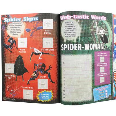 Spider Man into the Spider-Verse - 1000 Sticker Book image number 2