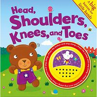 Head, Shoulders, Knees And Toes: Big Button Sound Book