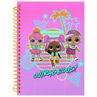 A5 Wiro LOL Surprise Notebook