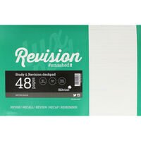 Study and Revision Deskpad