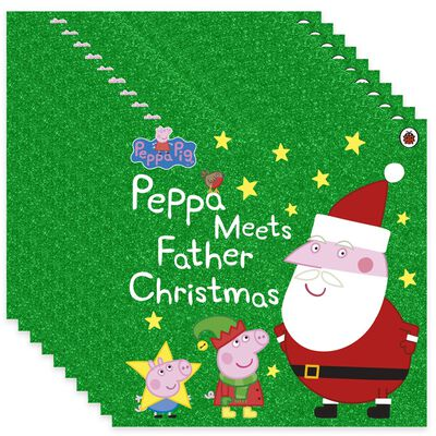 Peppa Pig Meets Father Christmas: Pack of 10 Kids Picture Book Bundle