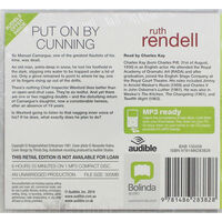 Put On By Cunning: MP3 CD