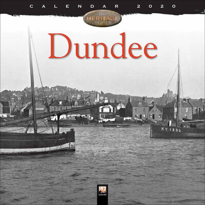 Dundee Heritage 2020 Wall Calendar image number 1
