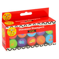 Dinosaur Stampers - 10 Pack