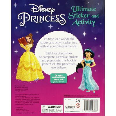 Disney Princess Stick Activity image number 4
