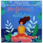 Mindfulness & Meditation 2022 Square Calendar image number 1