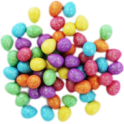 Glitter Easter Eggs image number 1