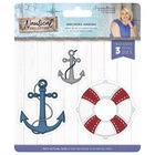 Crafters Companion Sara Signature Nautical Metal Die - Anchors Aweigh image number 1