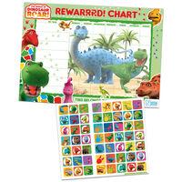 The World of Dinosuar Roar Reward Chart