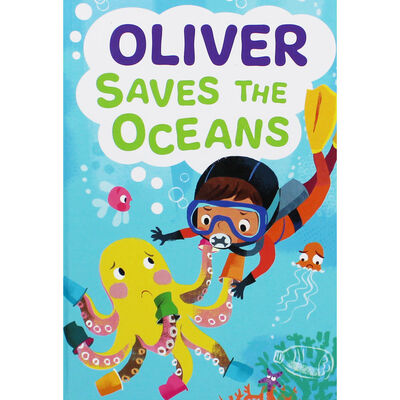 Oliver Saves the Oceans image number 1