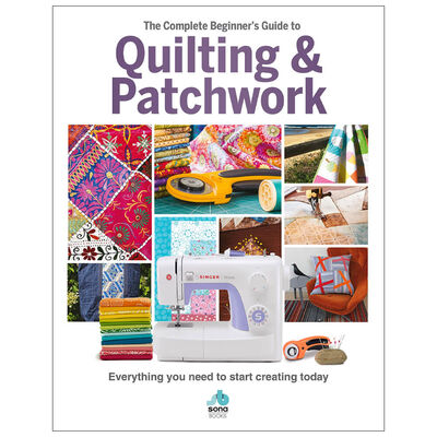 The Complete Beginner's Guide to Quilting and Patchwork image number 1