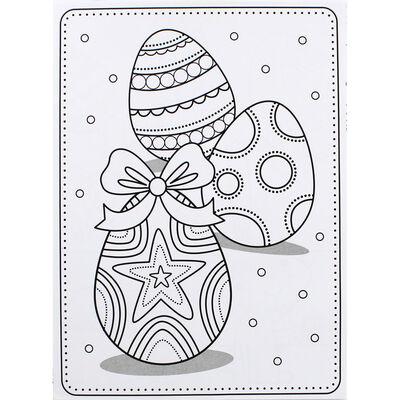 Easter Colouring Set image number 3