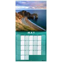 Scenic Britain 2022 Square Calendar