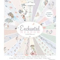 Enchanted Meadow Paper Pad 6 x 6 Inch