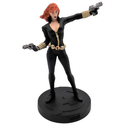Marvel Fact Files: Black Widow Statue image number 1