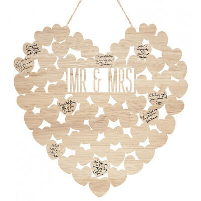 Wooden Wedding Wishes image number 3
