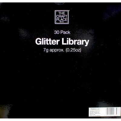 Glitter Library - 30 Pack image number 3