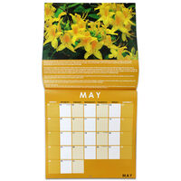 Gardener's Year 2022 Square Calendar and Diary Set