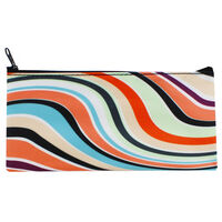 Assorted Spot and Swirl Pencil Case