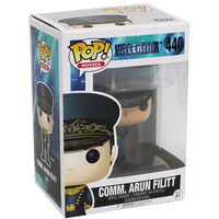 Pop Movie Valerian - Vinyl Figure - Comm Arun Filitt