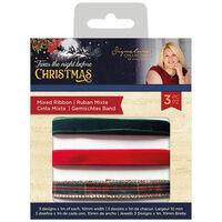 'Twas the Night Before Christmas Mixed Ribbon