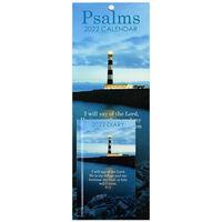 Psalms 2022 Slim Calendar and Diary Set