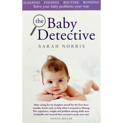 The Baby Detective image number 1