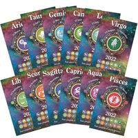 Horoscope 2022 12 Book Bundle