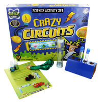 Weird Science - Crazy Circuits Science Set