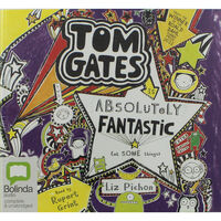 Tom Gates Is Absolutely Fantastic: MP3 CD