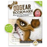Dog Ear Bookmark: Stanley The Bulldog
