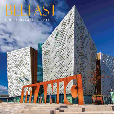 Belfast 2020 Square Calendar image number 1